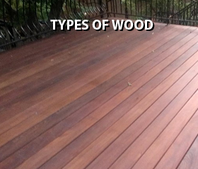 types-of-wood