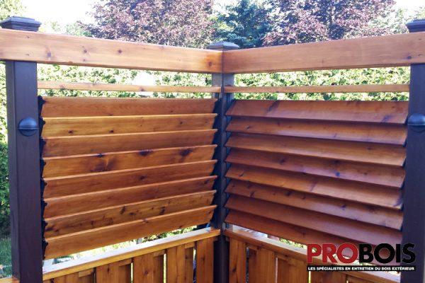 probois cloture en bois wooden fence 005