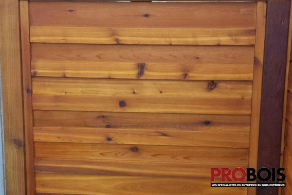 probois cloture en bois wooden fence 009