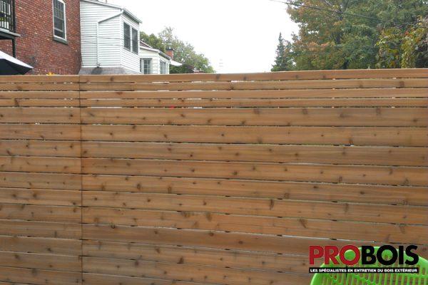 probois cloture en bois wooden fence 012