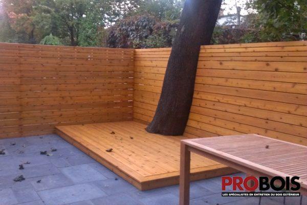 probois cloture en bois wooden fence 023