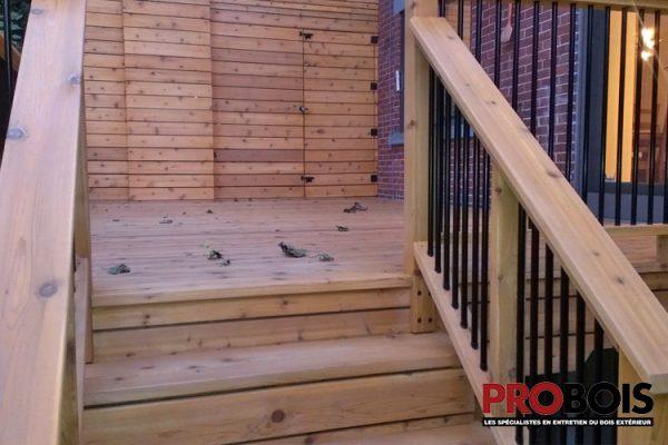 probois cloture en bois wooden fence 025
