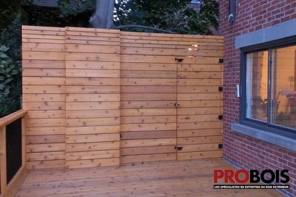 probois cloture en bois wooden fence 026