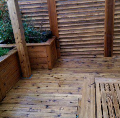 Probois teinture entretien patio 204