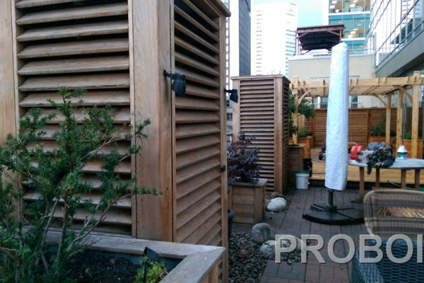 Probois teinture entretien patio 207