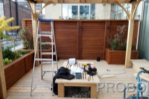 Probois teinture entretien patio 226