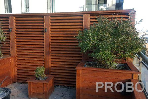 Probois teinture entretien patio 232