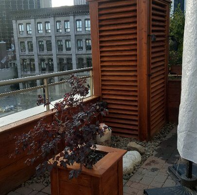 Probois teinture entretien patio 235