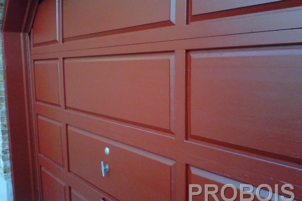 Probois Peinture Porte De Garage1
