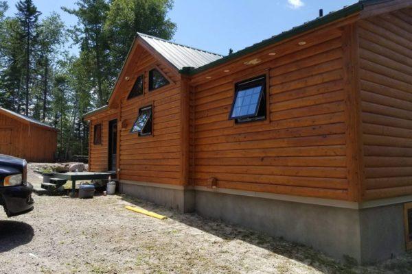 probois entretien bois rond maison 21