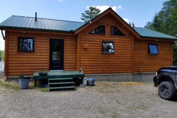 probois entretien bois rond maison 23